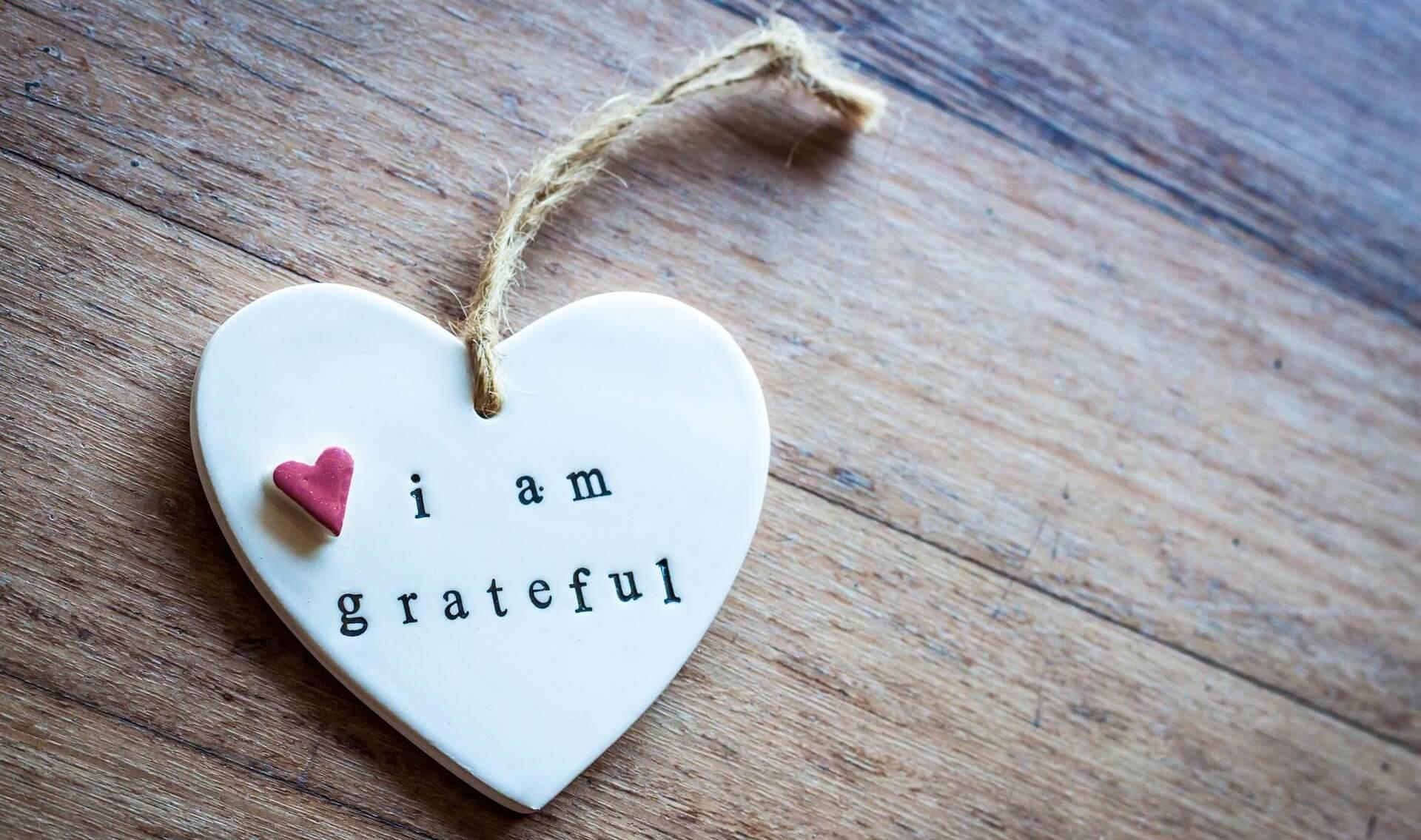 Wdzięczność – droga do wewnętrznej mocy
